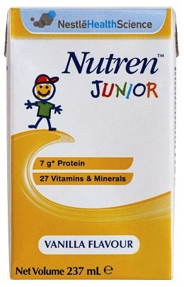 NUTREN JUNIOR RTD
